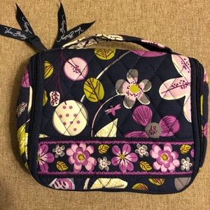 Vera Bradley Travel Jewelry Case